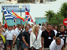 Ibiza Tornado Worlds 2013