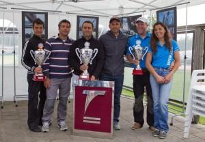 Tornado European Championships 2012 Winners