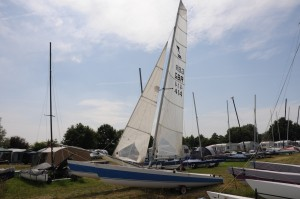 GBR 414 Tornado Catamaran For Sale
