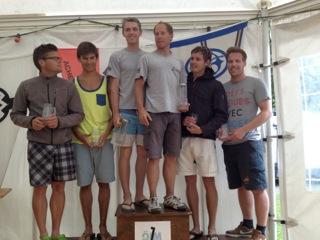 2013 Austrian Tornado National Championships Podium