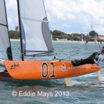 The General Lee - Zhik UK National Championships - Photo by Eddie Mays