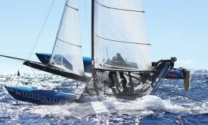 AUS 8 Tornado Sailing