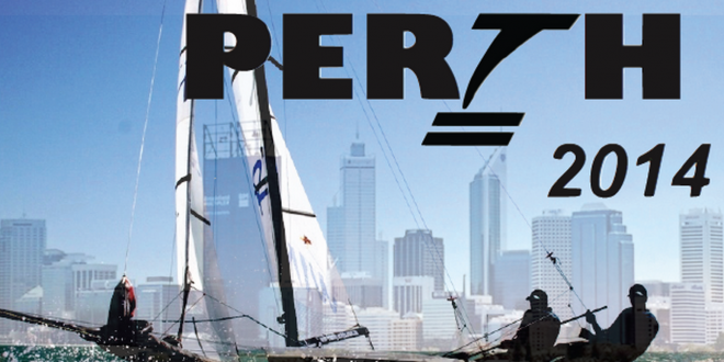 Sailing in Perth – World Championships Location for 2014