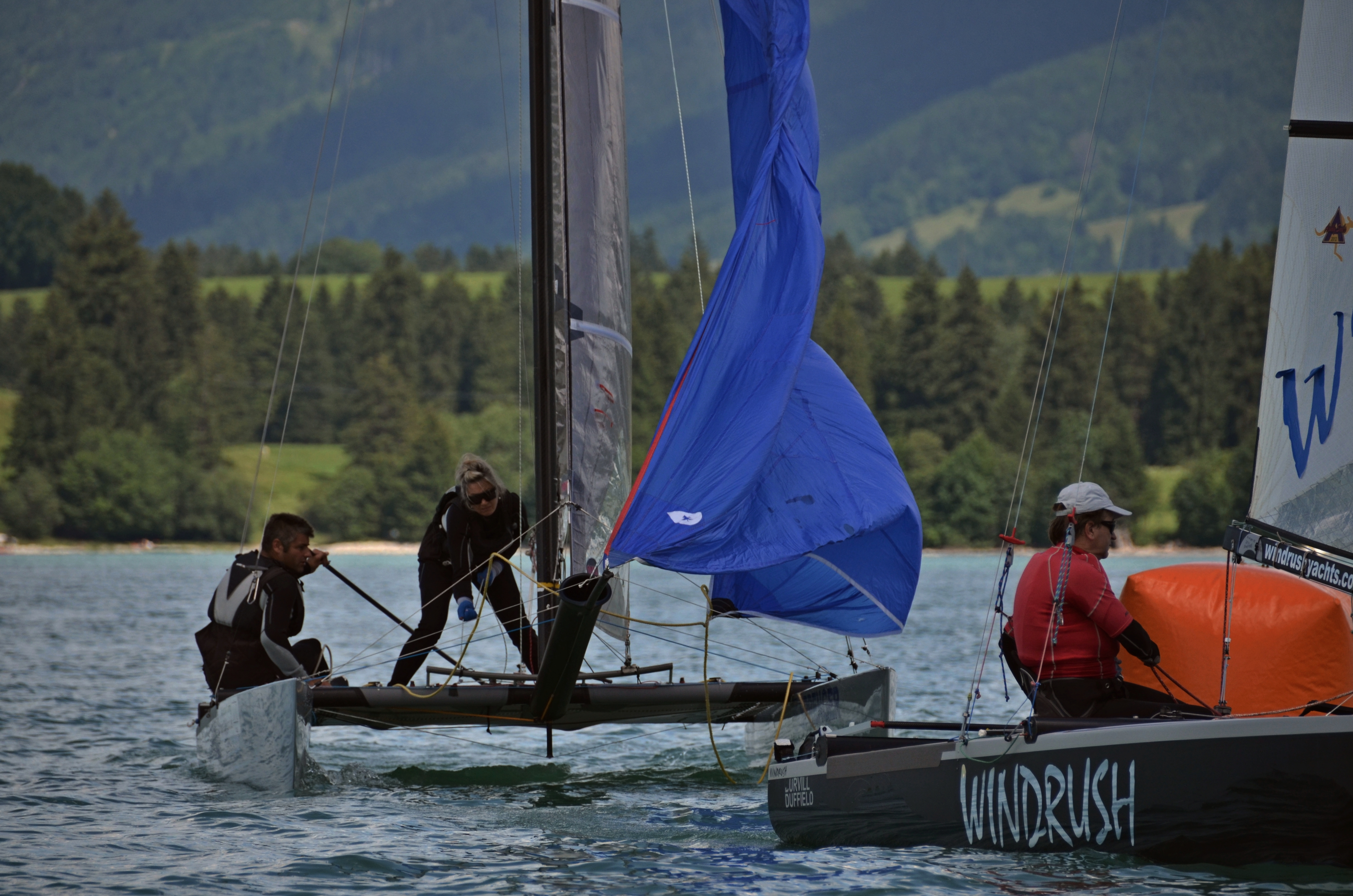 New Mixed Team are 44th Alpencup Winners