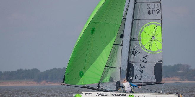2014 Zhik UK Tornado National Championships