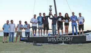 2014 Tornado World Championships - Open Podium