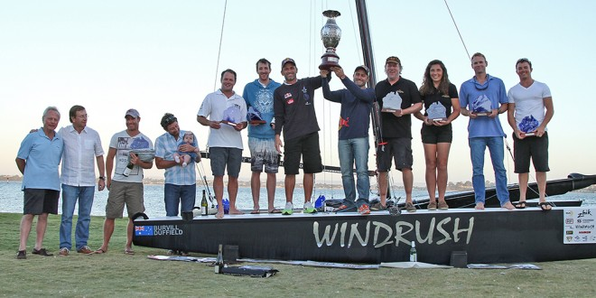 2014 Tornado World Championships – Final Results