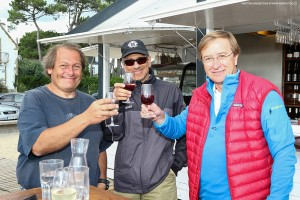 Day One of the 2015 Tornado World Championships in Carnac