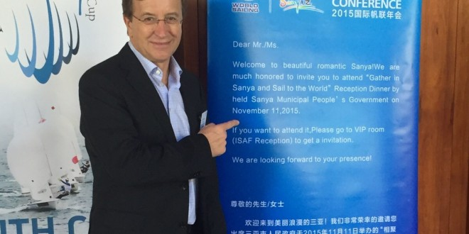 2015 Annual ISAF Conference in Sanya, China
