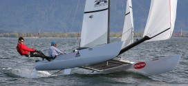 Excellent Tornado competition on the Chiemsee lake