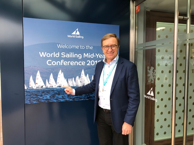 Mid-Year World Sailing meeting