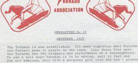 1970 Newsletter