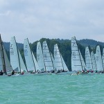 German Tornado Sailing Fleet