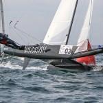 Windrush Tornado Sailing