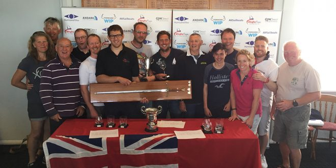 2017 UK Tornado National Championships
